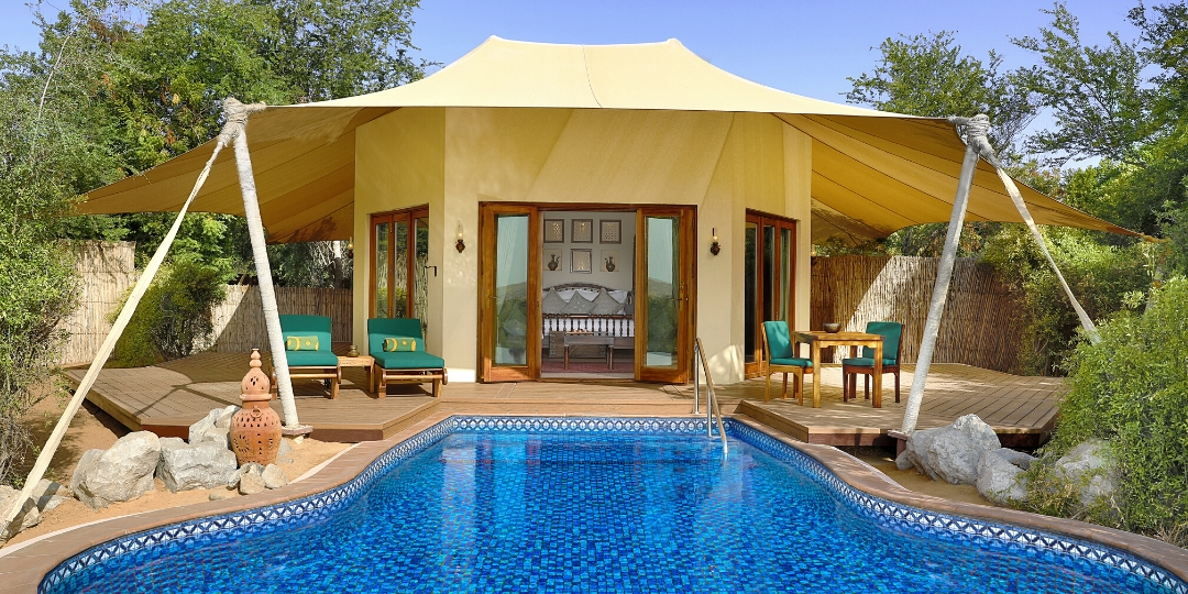 15 Exceptional UAE hotels with private pools • Family Travel in the Middle East